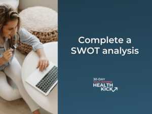 Do a swot analysis