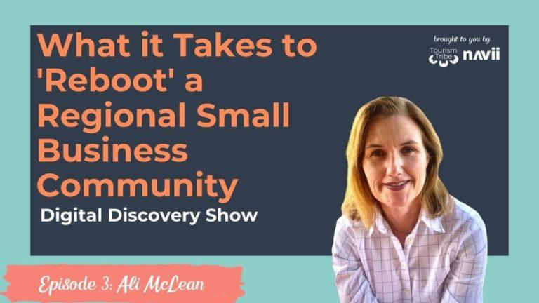 Digital Discovery Show - Ali McLean