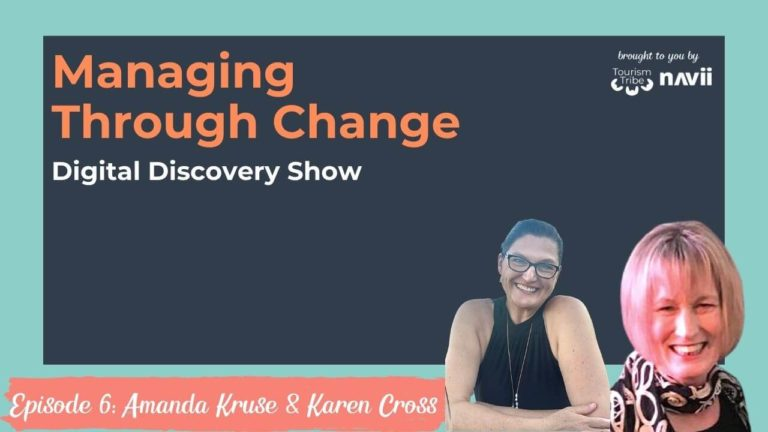 Digital Discovery Show - Amanda and Karen