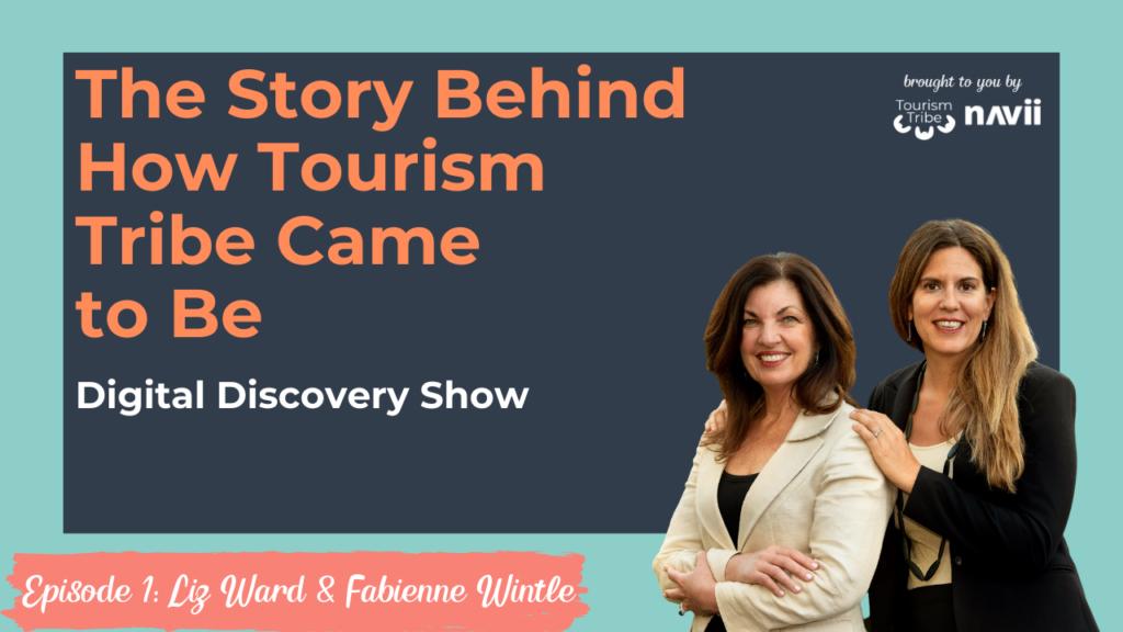Meet the Founders, Digital Discovery Show, Fabienne Wintle, Liz Ward