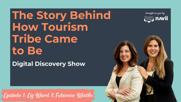 Meet the Founders, Digital Discovery Show, Fabienne Wintle, Liz Ward
