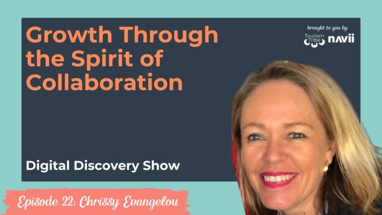 Digital Discovery Show - Chrissy Evangelou