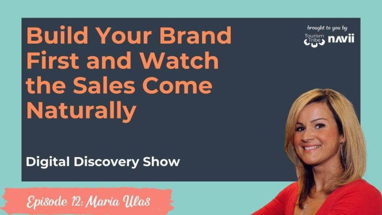 Build Your Brand First and Watch the Sales Come Naturally