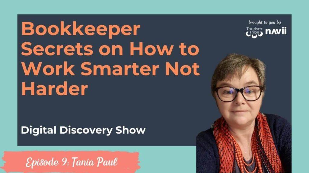 Bookkeeper secrets, Tania Paul