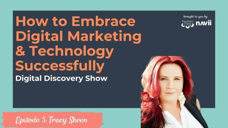 Tracey Sheen, How to embrace digital marketing
